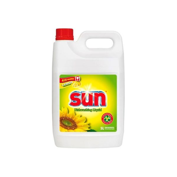 Sun Dishwashing Liquid L