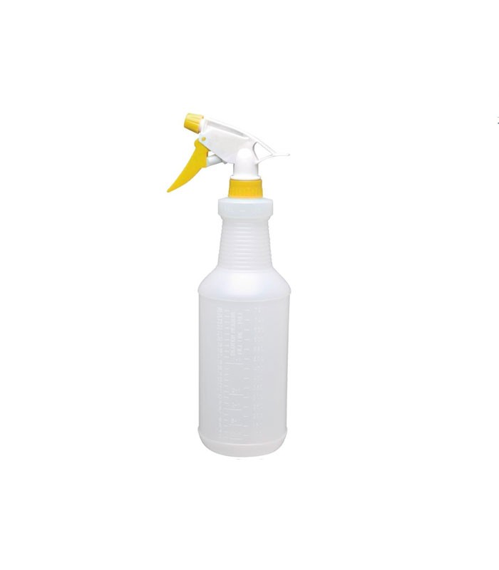Vela Ml Spray Gun With Yellow Trigger