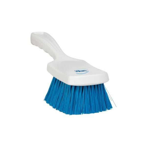 Vikan Resin Set Short Churn Brush