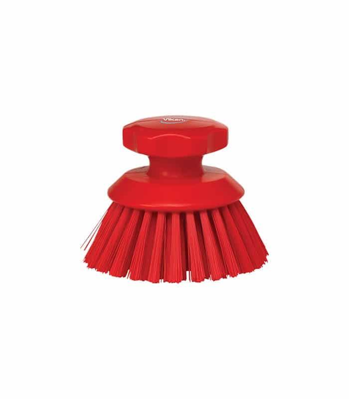 Vikan Round Hand Scrub Brush