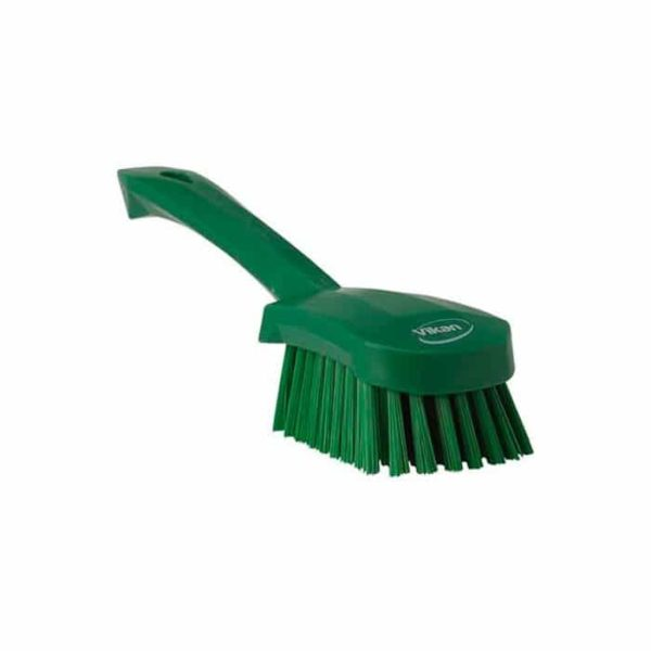 Vikan Short Handled Hand Brush