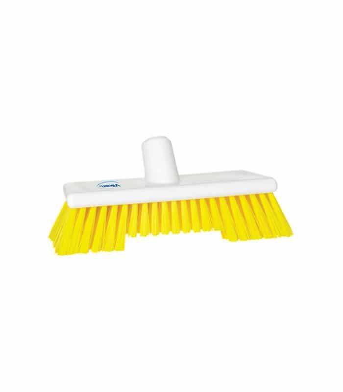 Vikan Stiff Deck Scrub