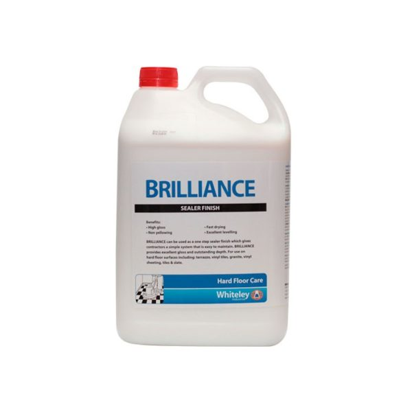 Whiteley Brilliance Sealer Finish L