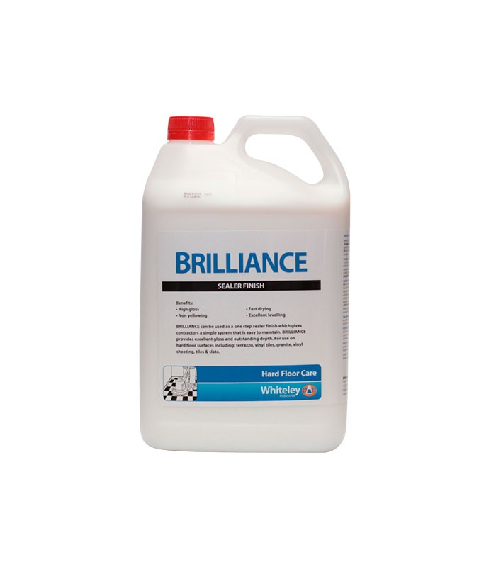 Whiteley Brilliance Sealer Finish L
