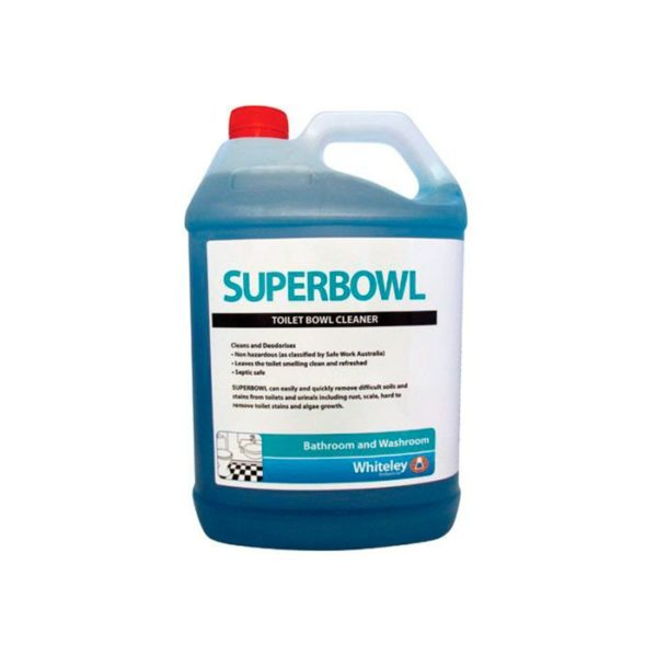 Whiteley Superbowl L Toilet Bowl Cleaner