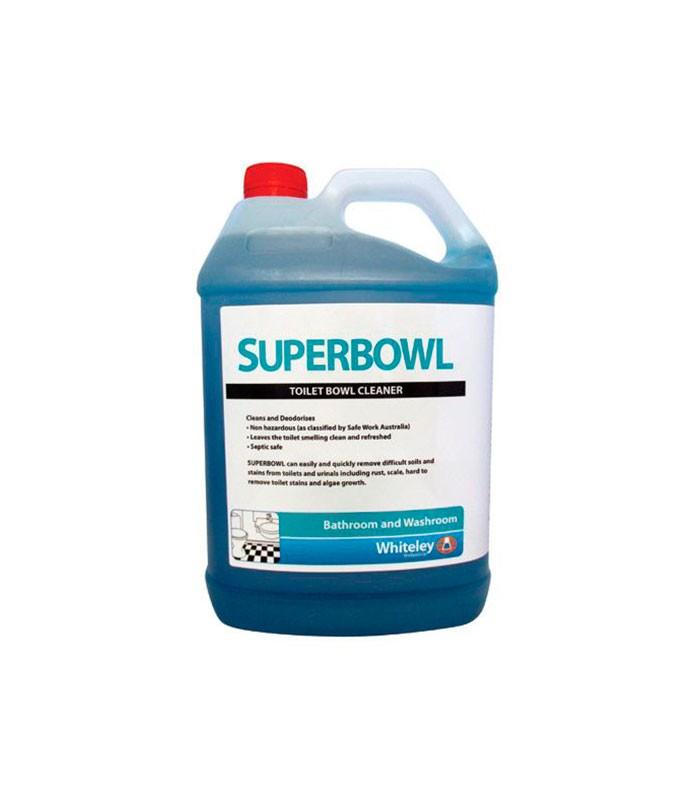 Whiteley Superbowl L Toilet Bowl Cleaner