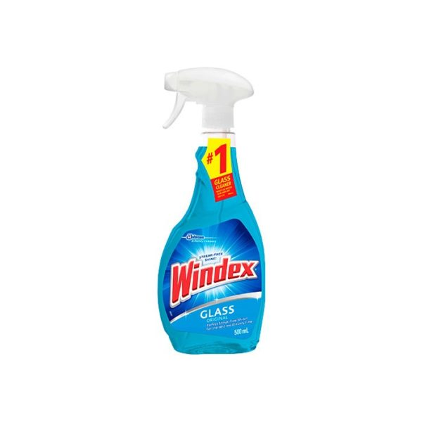 Windex Glass Cleaner Ml
