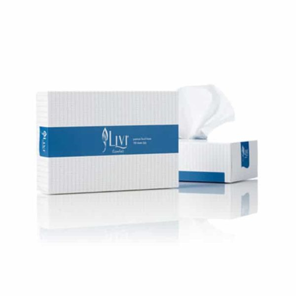 livi facial tissues