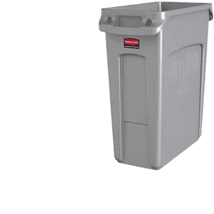 BINS AND GARBAGE BAGS