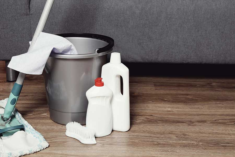 Blog How to clean and care Floors